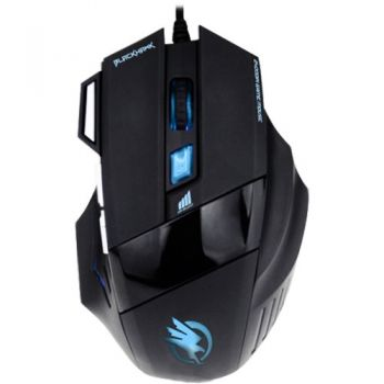 Mouse Gamer Óptico USB - Fortrek -  Black Hawk - OM703 - 2400Dpi