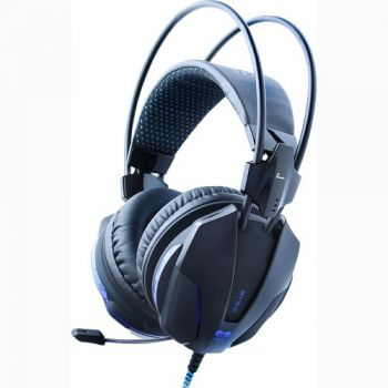 Fone Headset Gamer Cobra II Preto E-BLUE