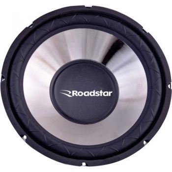Subwoofer 15'' 4 Ohms 350W RMS RS1534BR Preto ROADSTAR