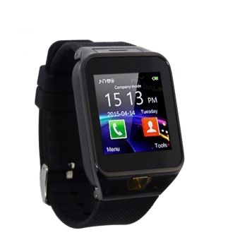 Relógio Bluetooth Smartwatch Gear Chip Dz09 Iphone e android