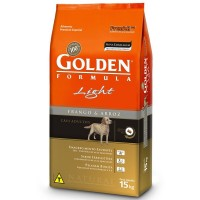 GOLDEN FORMULA LIGHT FRANGO E ARROZ 15KG