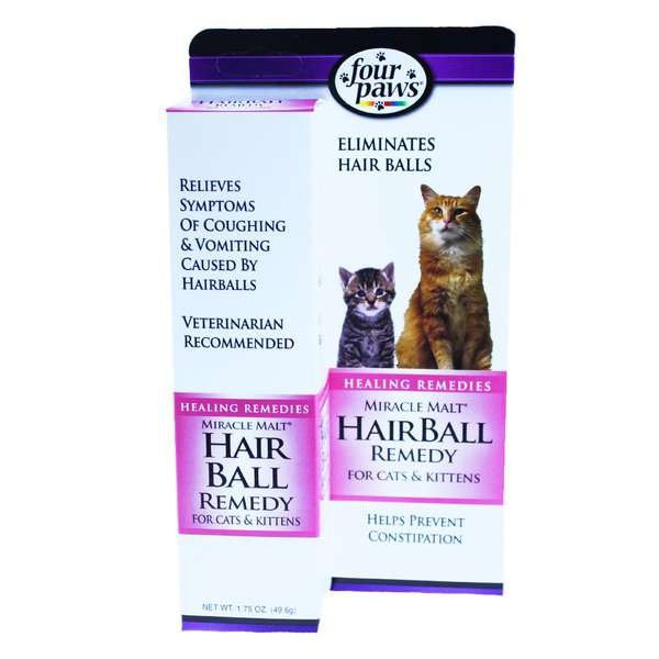 Miracle Malt Hairball Remedy Pets At Home