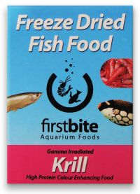 BCUK FIRST BITE FREEZE DRIED KRILL SUPERBA 5G (KRILL LIOFILIZADO) - UN
