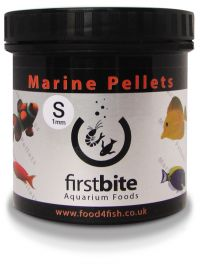BCUK FIRST BITE MARINE PELLETS 120G (GRAOS 1MM) - UN