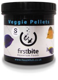 BCUK FIRST BITE VEGGIE PELLETS 120G (GRAOS 1MM) - UN