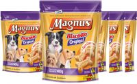 MAGNUS BISCOITO ORIGINAL 10 x 400G  - DISPLAY